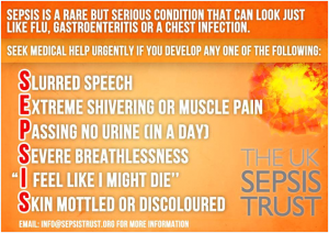 Sepsis – the signs, the risks & where medical negligence can occur