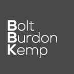 Bolt Burdon Kemp logo