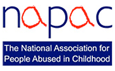 The National Association for People Abused in Childhood (NAPAC) logo