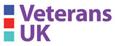 The Veterans UK logo