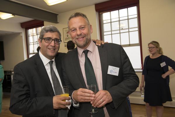 John Foy QC and Jacob Levy QC of 9 Gough Square Chambers