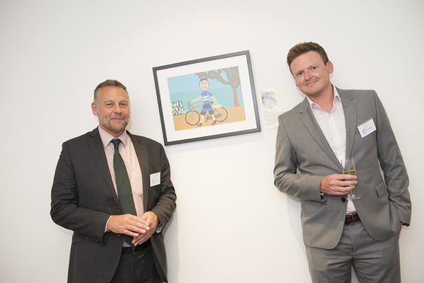 Andrew Sands and Ryan Lewis of The Nestor Partnership