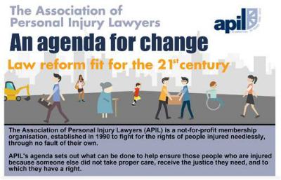 Image of APIL Agenda for Change
