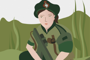 Bolt Burdon Kump – Lost Heroines – when sexual harassment hits the military