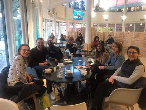 Silverlining charity book group with Bolt Burdon Kemp